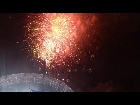 Skrillex @ Sun City Music Festival 2016 (Ending)