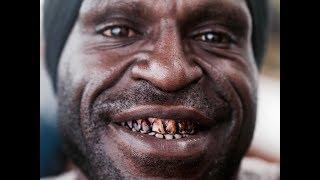 Papua miejsce, gdzie myśliwy staje się zwierzyną #1