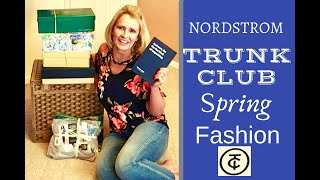 Trunk Club by Nordstrom    Unboxing & Try On April 2019
