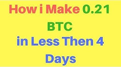 1 BTC Free Earn Daily With Instant Payout 2017 | earn bitcoin automatically| earn bitcoin autopilot