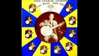 Watch Papa Charlie Jackson Fat Mouth Blues video