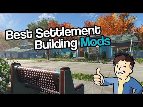 Fallout 4 - Best Building Mods (2019) thumbnail