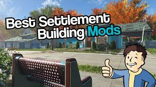 Fallout 4 - Best Building Mods (2019)