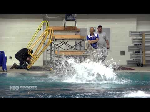 Back On Board: Greg Louganis – Mentoring (HBO)