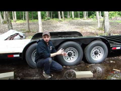The BEST Trailer for a Tiny House!  Full Review of the STRYKER