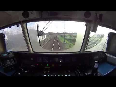 Real Train Driver's View SGM Den Haag - Delft - Rotterdam 2014