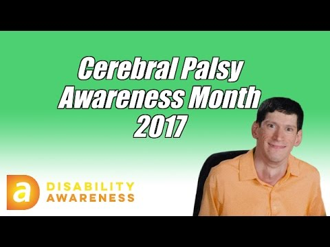 CP Awareness Month 2017 - YouTube