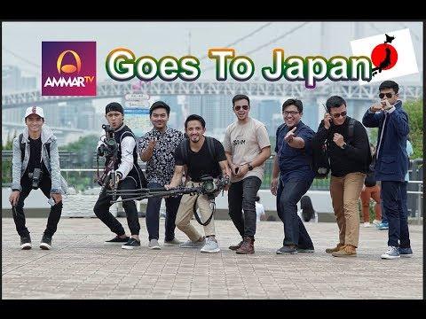 Hafidz-hafidz Indonesia ke Jepang. #jadi tour guide