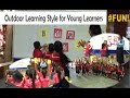 Outdoor Learning Style for Young Learners   Learning activity