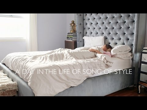 A Day in The Life of Aimee Song from Song of Style