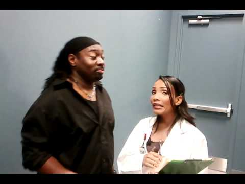 "Keion Krazy""K"" Abron interviews Doctor Amanda and ..."