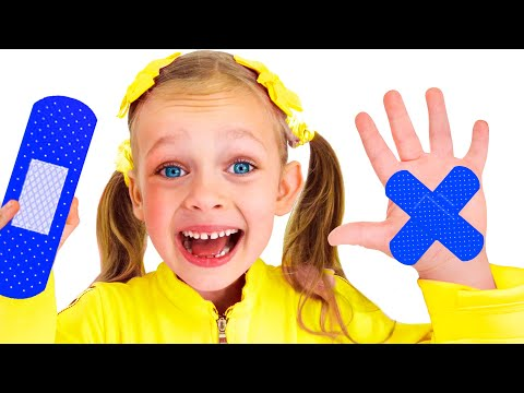 The Boo Boo Song #2 +More Children Songs With Maya And Mary