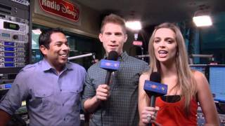 Ernie D & Jake: Radio Disney Interview