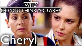 Cheryl Questions Her Mum Joan On Secret Past | Who Do You Think You Are