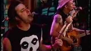 hank III live on Kilbourne - nighttime ramblin man