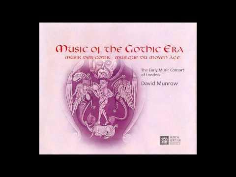 Guillaume de Machaut - Hoquetus David  / The Early Music Consort of London - David Munrow (1976)