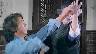 Кунг фу драка с хитрым Лю   Kung-fu fight with the cunning Liu