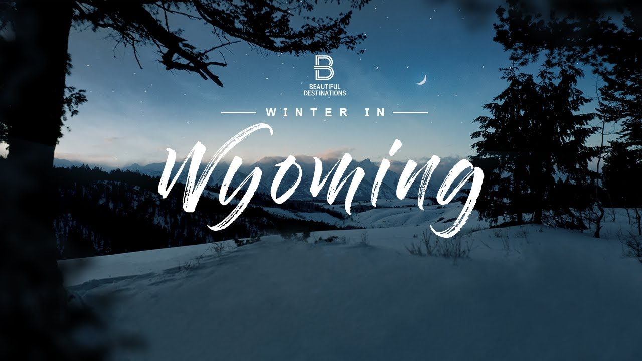 Winter in Wyoming