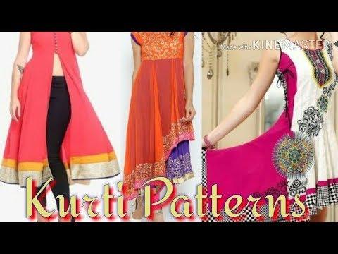 सबके होश उड़ जाएंगे अगर ये Design आपने Kurti या Dress में बना लिया तो Top Beautiful Kurti Design