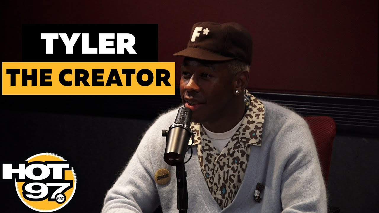 Download Tyler, The Creator Opens Up & Gets Raw, Real & Uncut!