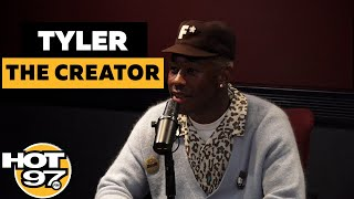 Tyler, The Creator Opens Up & Gets Raw, Real & Uncut!