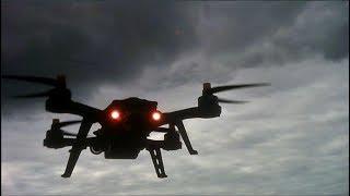 MJX BUGS 8 FULL FLIGHT REVIEW Brushless 5.8 ghz racing drone UAV QUADCOPTER