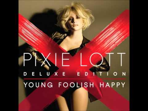 Dancing On My Own (Featuring GD & TOP) - Pixie Lott w/ Lyrics!