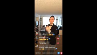 Live Show on Facebook - 28th of March 2020