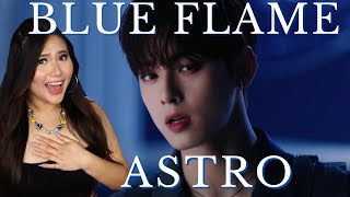 REACTING TO ASTRO FOR THE FIRST TIME // ASTRO (아스트로 ) - BLUE…