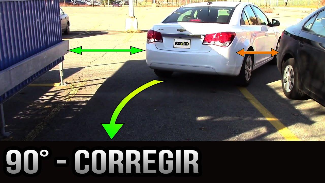 Estacionamiento a 90 grados c mo corregir youtube for Cocinar a 90 grados
