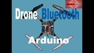Drone  Bluetooth Arduino, Drone Casero y Económico(Tutorial Paso a Paso)