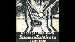Underground-Rock Suomen Talvisota 1939-1940