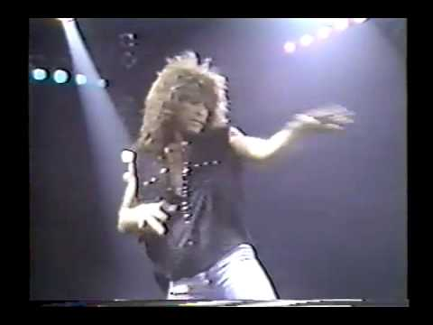 Bon Jovi - You Give Love A Bad Name (Live Philadelphia 1989) *ENHANCED AUDIO