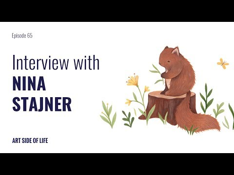 OVERCOMING NAYSAYERS AND RUNNING ETSY STORE WITH NINA STAJNER (EP.65)