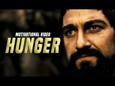 STAY HUNGRY - Motivational Video - YouTube