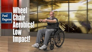 Wheel Chair Aerobics for people with limited mobility and everyone else. | Sit and Get Fit!