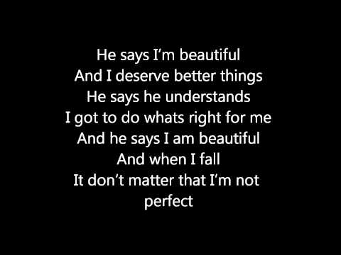 I Am Beautiful Lyrics - Candice Glover
