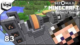 Minecraft la Perfectu' Greu | ditai turbina pe aburi