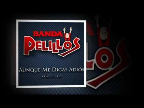 Banda Pelillos - Aunque Me Digas Adios - Estreno 2017