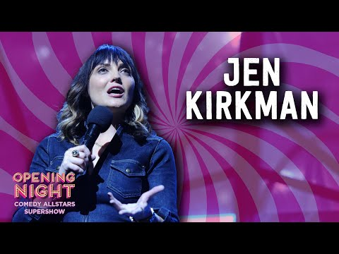 Jen Kirkman - 2016 Opening Night Comedy Allstars Supershow