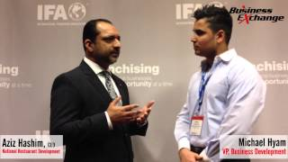 What to Avoid When Buying a Franchise? - Aziz Hashim, Multi-Unit Franchisee | IFA Convention