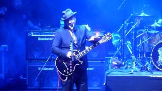 Fun Lovin' Criminals - We, The Three & Up On The Hill - Manchester Albert Hall 04/03/17