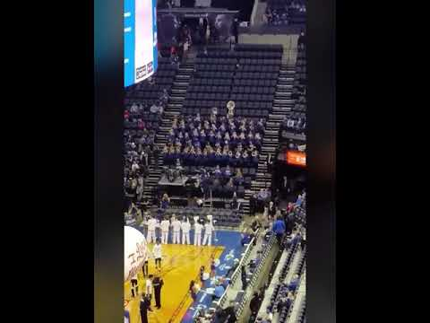 Memphis Pep Band - Word Up!