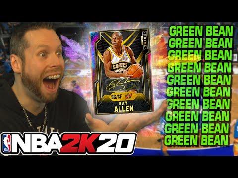 I unlocked the BEST CARD in NBA 2K20 myTeam