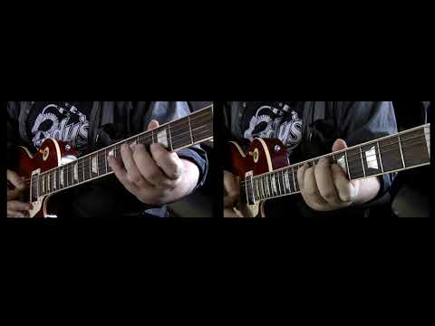Paul Rose - 8 Note Guitar Chords (arpeggios) - YouTube