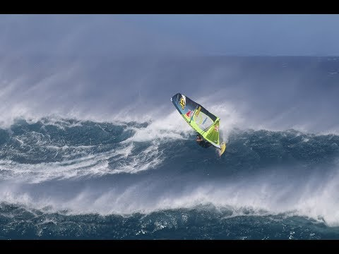 Windsurfing Lanes 2017 - Robby Swift and Jason Polakow