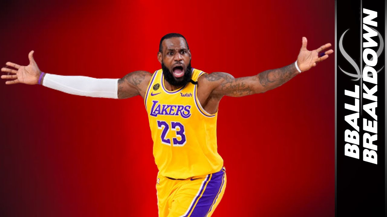 LeBron Locks Up Finals MVP | Heat vs Lakers Game 4 NBA Finals