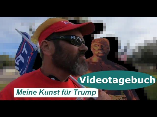 Meine Kunst für Trump (Web-Doku)