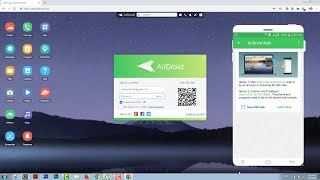 AirDroid: Remote Your Access & File/Full Control Your Android Phone From PC screenshot 1