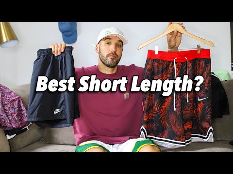 WHAT LENGTH SHORTS ARE BEST FOR YOU? 2 MINUTE FASHION TIPS